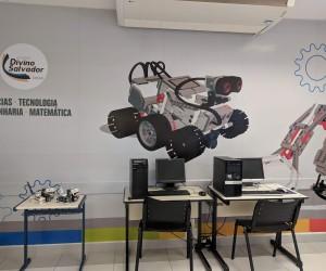 Sala Robótica Lego