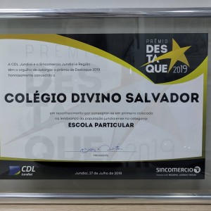 Prêmio Destaque 2019 - TOP OF MIND